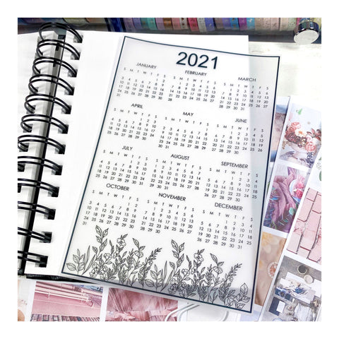 2021 Vellum Year-at-a-Glance