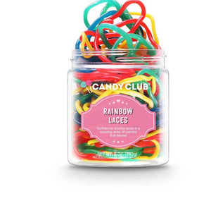 Rainbow Laces- Candy Club