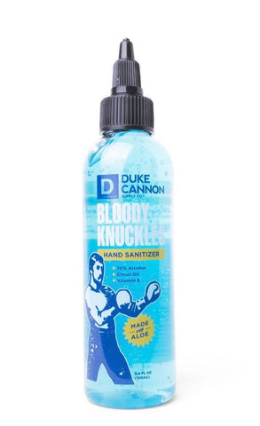 Duke Cannon Bloody Knuckles Hand Sanitizer