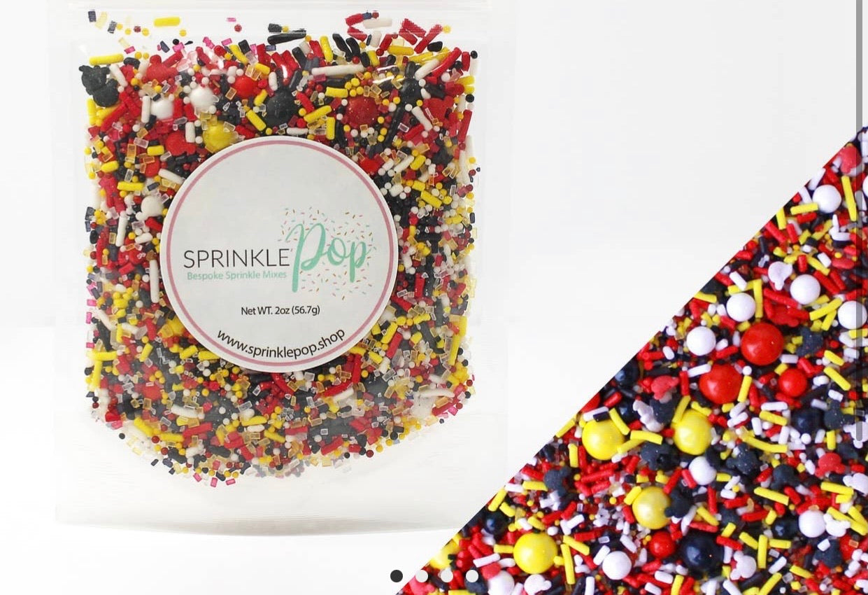 Mouse Ears Sprinkle Mix