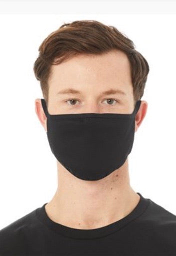 L/XL Mauve Bella Canvas Mask