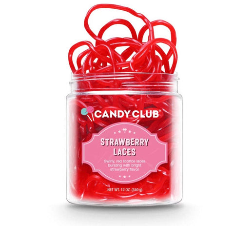 Strawberry Laces- Candy Club