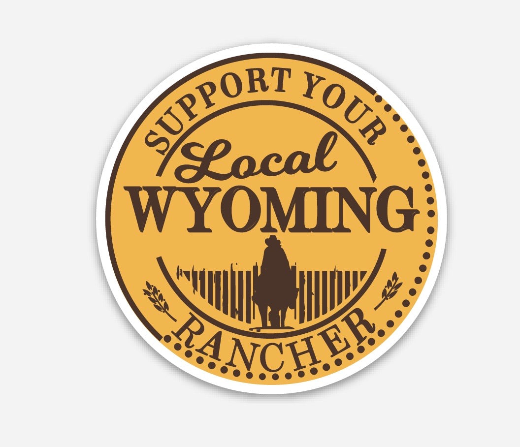 Rancher Support Decal