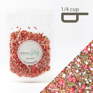 Vintage Rose Mix Sprinkle Pop