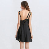 PIN IT UP black mini dress