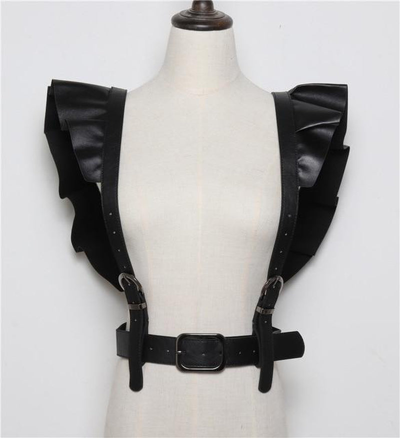 Butterfly harness belt