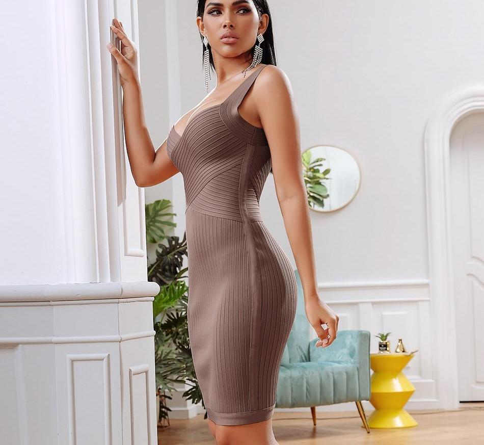 LEA Bodycon Dress