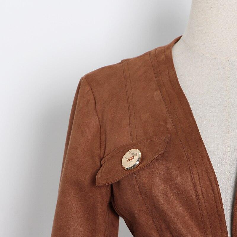 Primetime Looks-Chic expedition tassel blazer