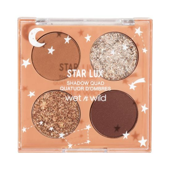 Wet n Wild Star Lux Shadow Quad Jupiter Recognize