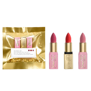 Pat McGrath Labs Mini Gilty Pleashures Lip Trio