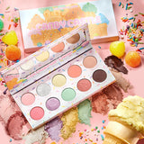 Colourpop candy castle shadow palette