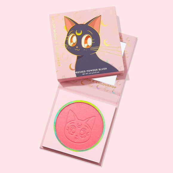 Colourpop Sailor Moon Cat's Eye powder blush