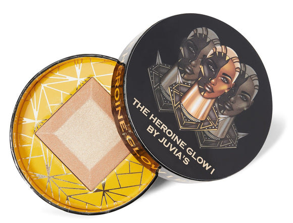 Juvias Place Heroine loose powder highlighter