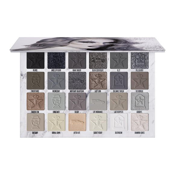 JEFFREE STAR CREMATED EYESHADOW PALETTE
