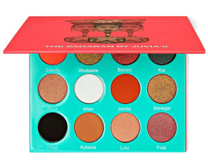 Juvias Place The Sharan eyeshadow palette
