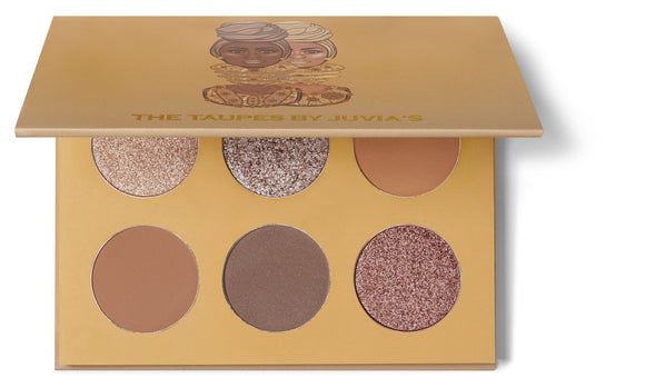 Juvias Place The Taupes Palette