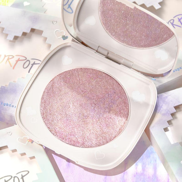 COLOURPOP TIE DYE MANIFEST THAT... super shock highlighter