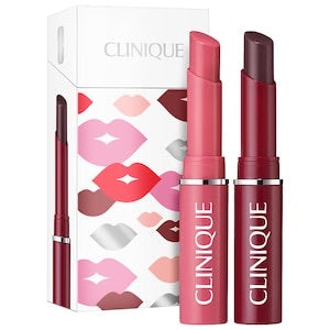 CLINIQUE Almost Lipstick Duo