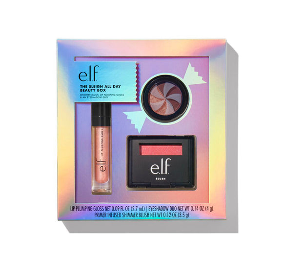 ELF Sleigh All Day Beauty Box