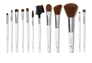 E.L.F. PROFESSIONAL SET OF 12 BRUSHES