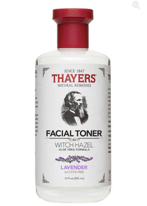 THAYERS Facial Toner Lavender  355ml