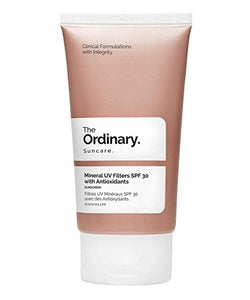 The Ordinary Mineral UV Filters SPF 30 with Antioxidants 50ml