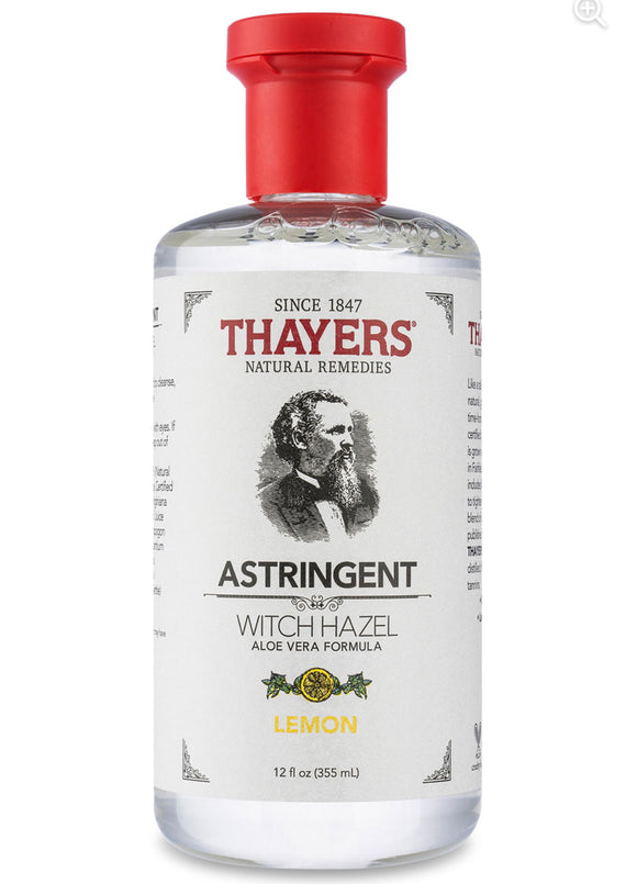 THAYERS ASTINGENT Lemon 335 ml