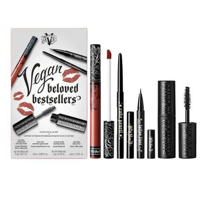 KVD Vegan Beloved Bestsellers Iconic Eye & Lip Set
