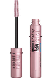 Maybelline Lash Sensational Sky High Mascara   Color 802 Waterproof Very Black