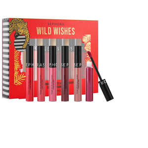 Sephora Collection Wild Whishes Cream Lip Stain Set