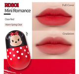 Etude House Mini Romance  mousse type lip tint