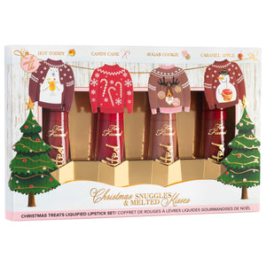 Too Faced Christmas Snuggles & Melted Kisses Liquid Lipstick Set