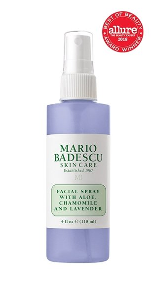 MARIO BADESCU Facial Spray With Aloe, Chamomile and Lavander 4 oz (118ml)