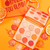 Colourpop Orange You Glad ? Palette
