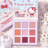 Colourpop Hello Kitty Snow Much Fun Shadow Palette