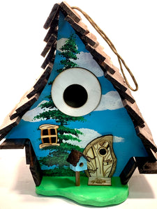 Crooked House Happy Trees