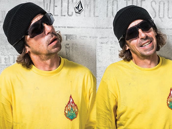 Peter Hewitt Joins Volcom Skate Team