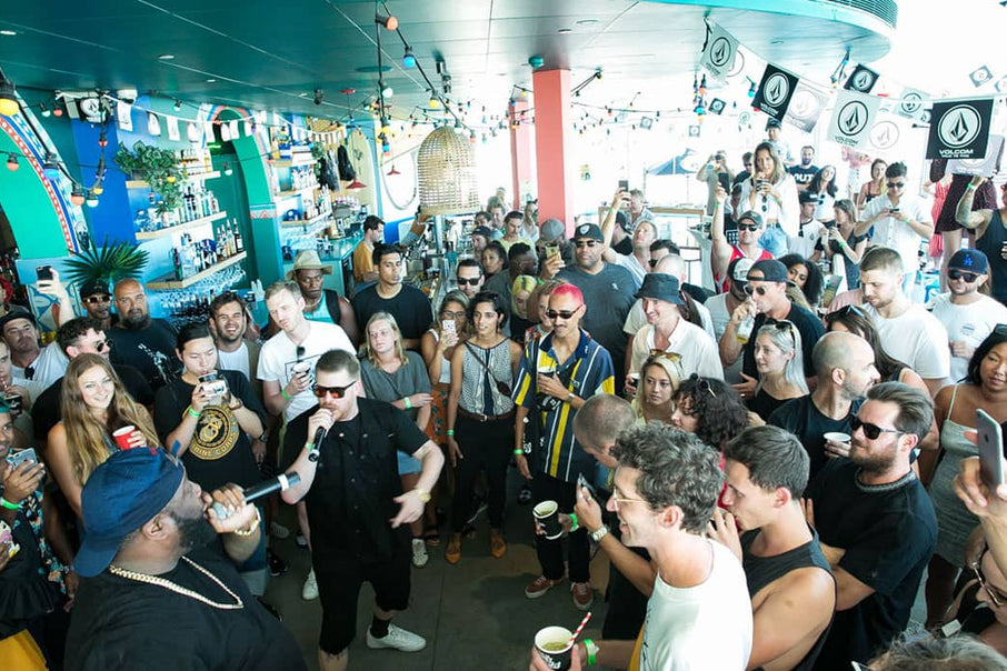 Run the Jewels in Bondi Beach