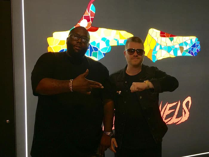 Run The Jewels Barcelona Pop Up Shop