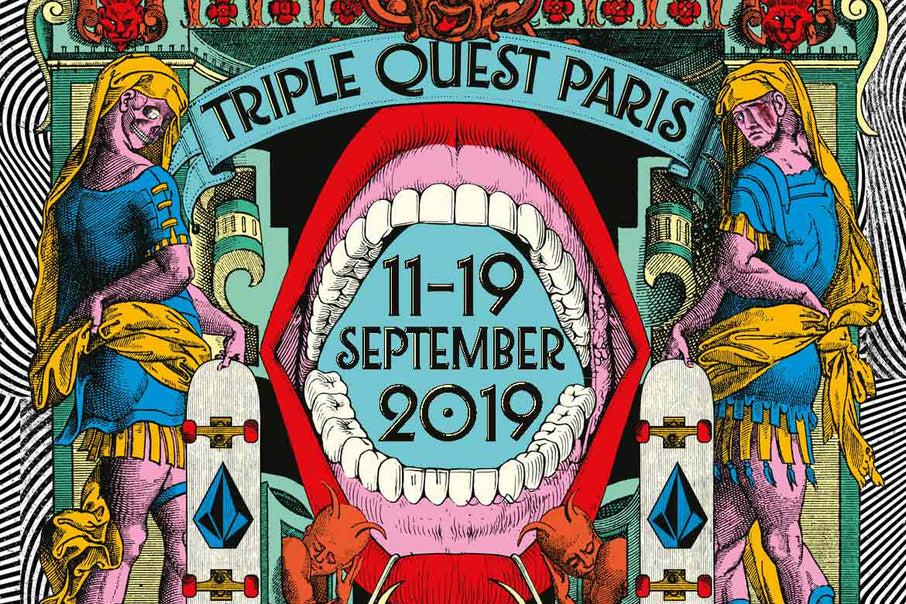 Triple Quest Paris