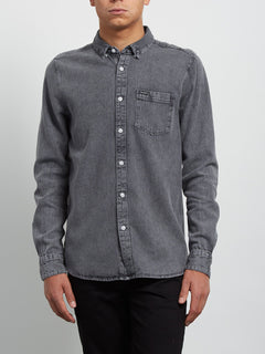 Chemise à manches longues Glassic - Grey