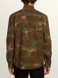 Chemise Huckster L/S - Army