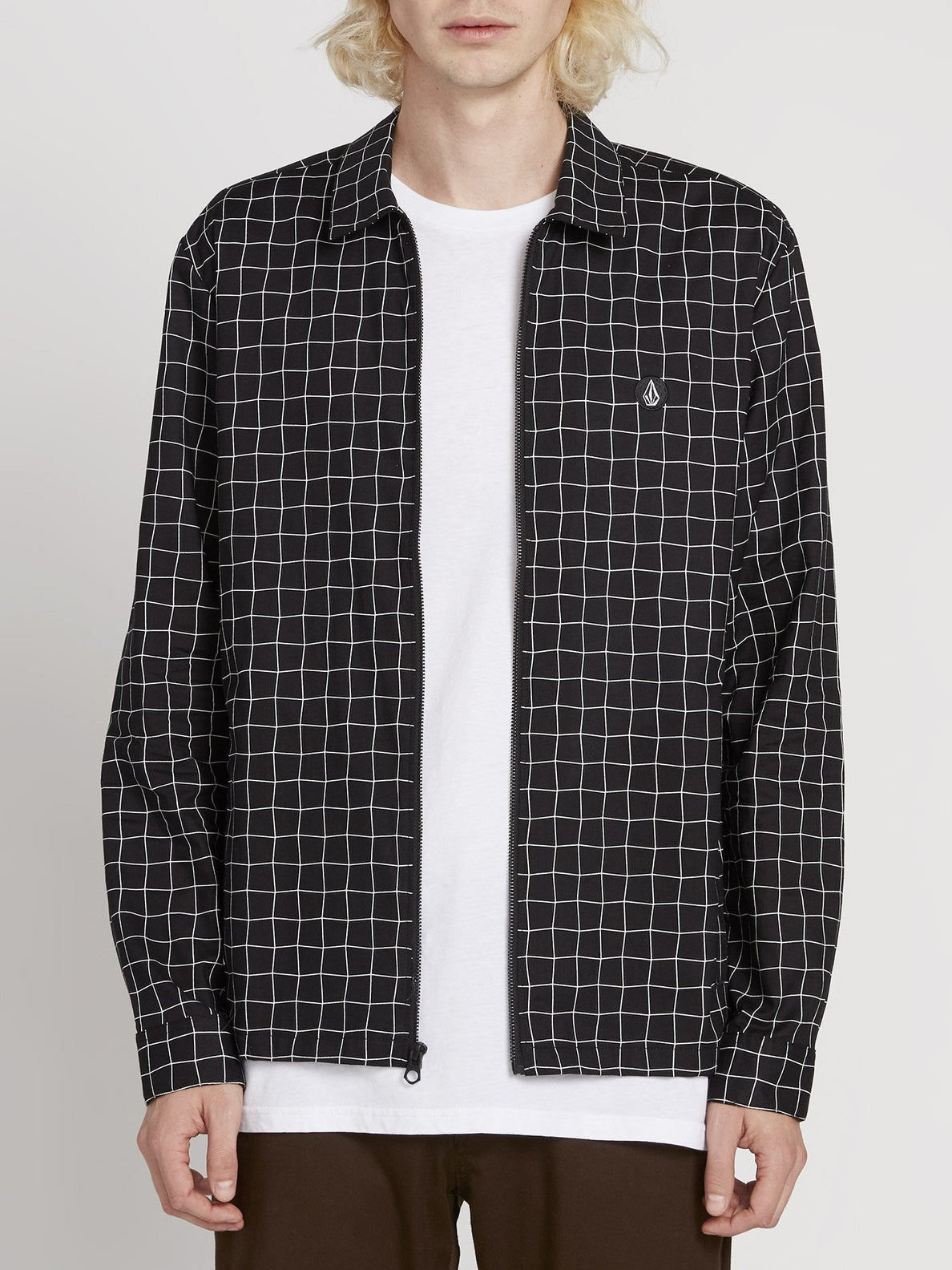 The Dweller Shirt - Black (A0531902_BLK) [1]