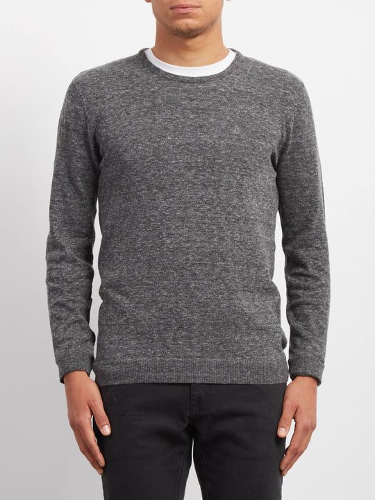 Pull Uperstand Crew - Heather Grey