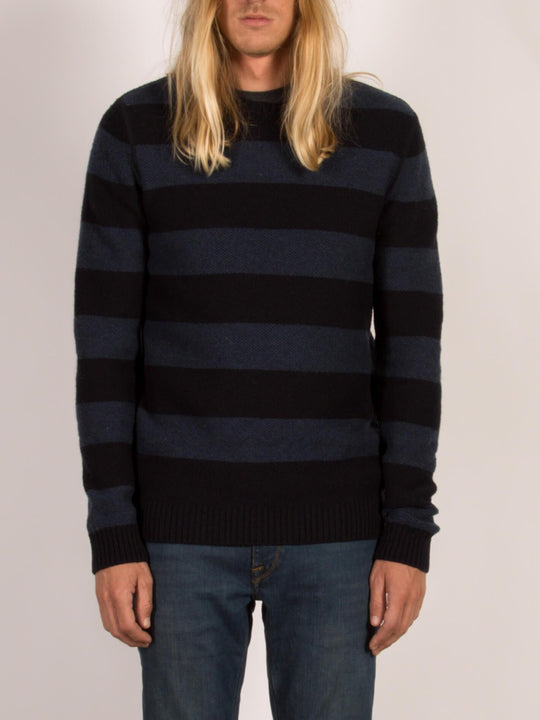Pull Stream Striped - Navy