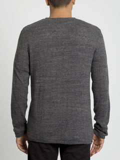 Uperstand Sweater - Heather Grey (A0731900_HGR) [B]