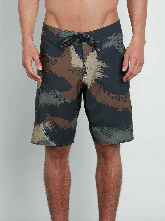 Boardshort Lido Solid Mod 20 - Military