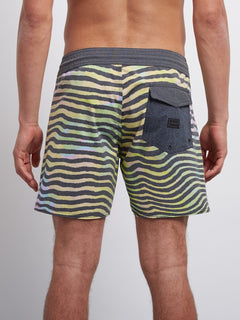 Boardshort Mag Vibes Stoney 16 - Multi