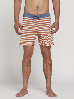 "Boardshort Aura Stoney 16"" - Yellow Orange"