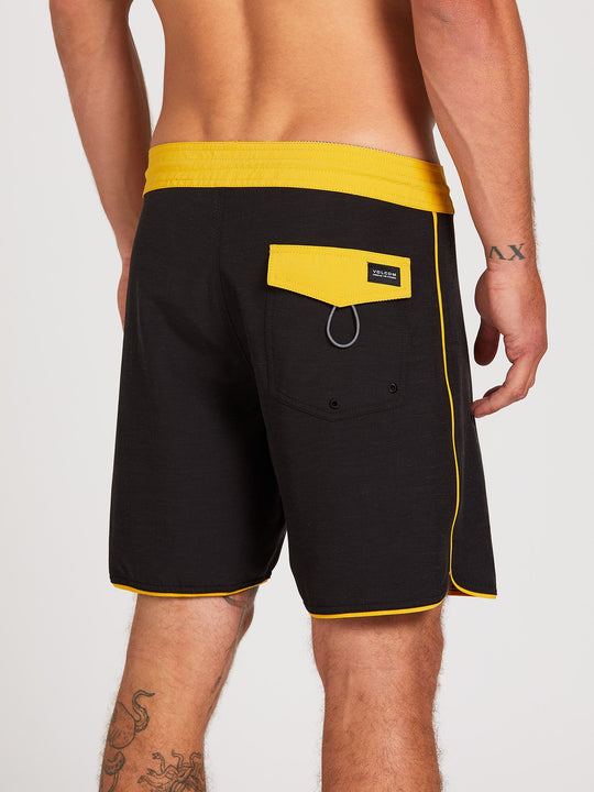 "Boardshort Barnacle Stoney 17"" - BLACK"
